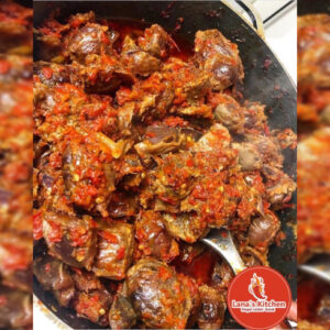 Peppered Gizzards