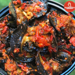 Peppered Snail